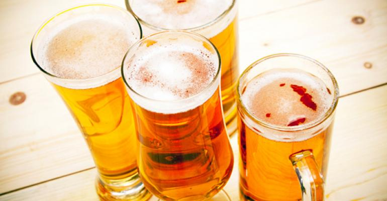 What types of beer different consumers go for