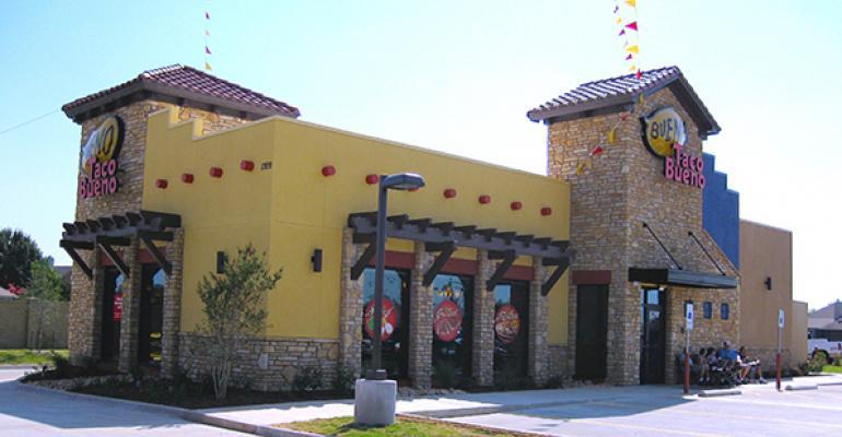 Taco Bueno restaurant
