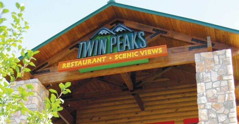 Twin Peaks parent restructures leadership