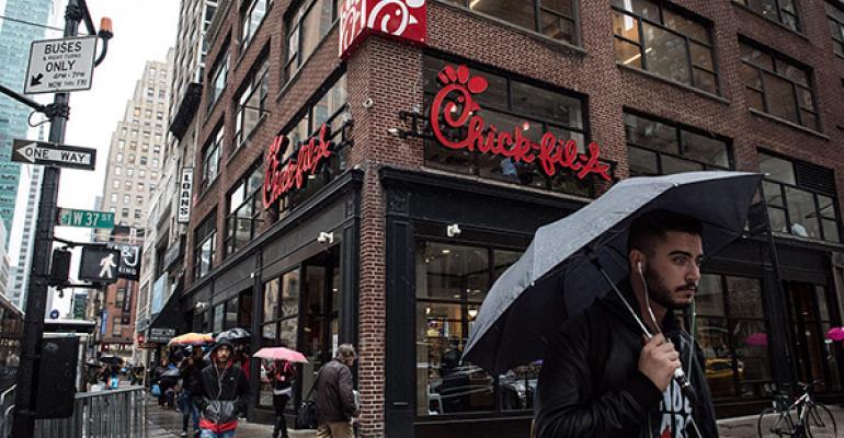 ChickfilA New York City