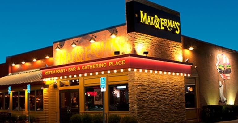 Max & Erma's acquired by Glacier Restaurant Group