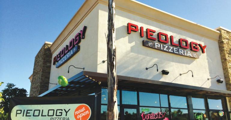 Pieology exterior
