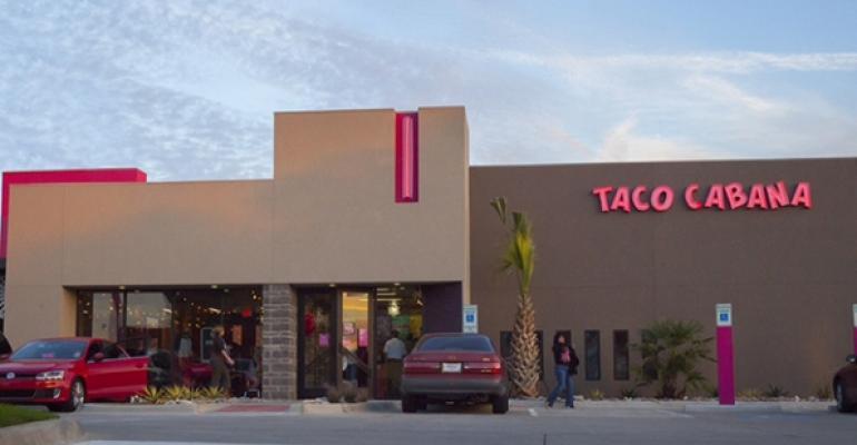 Taco Cabana exterior