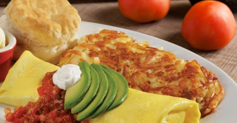 Valley of the Sun omelet