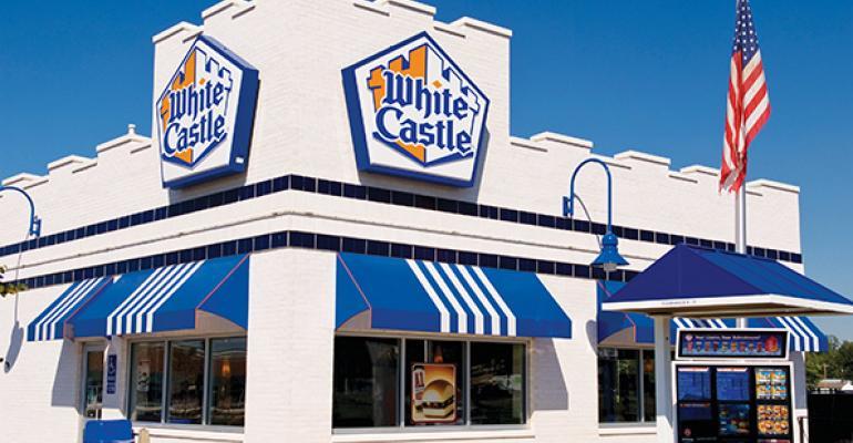 White Castle restaurant