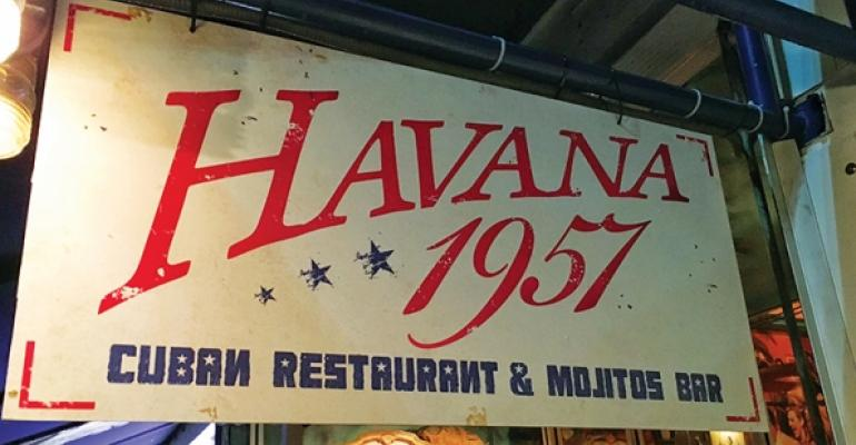 Havana 1957s Miami location