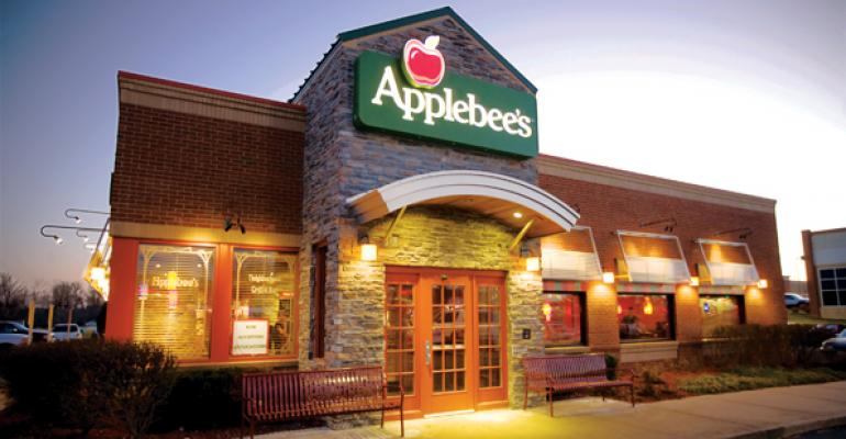 Applebees restaurant