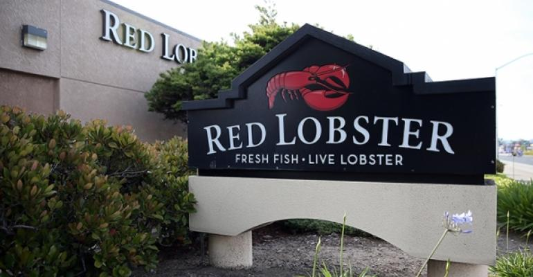 Red Lobster exterior