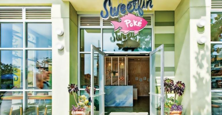 Sweetfin Pok exterior