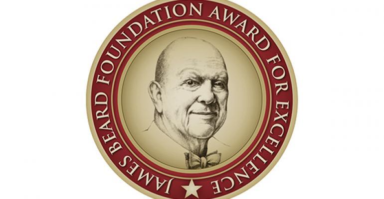 James Beard Foundation Award logo