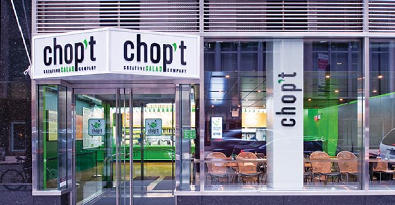 Chopt founders focus on quality as chain expands