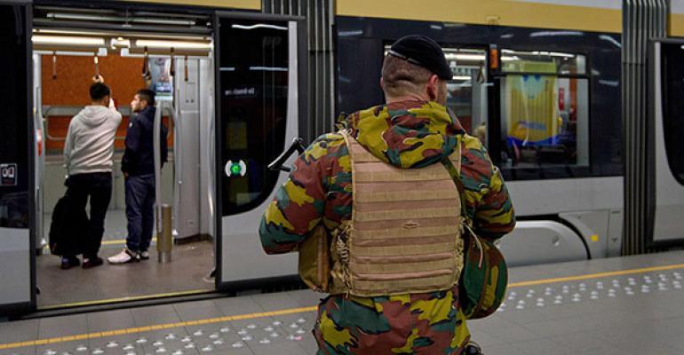 Brussels terrorist attacks