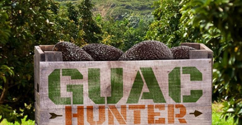 Chipotle Guac hunter