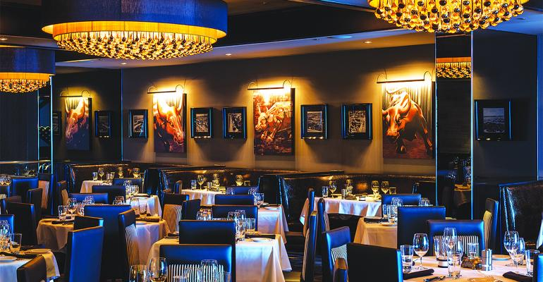 Morton's takes traditional steakhouse to new levels, wins customer loyalty
