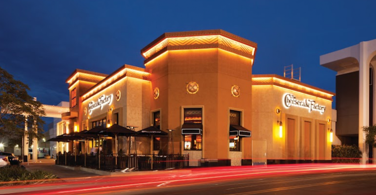 Massive menu at The Cheesecake Factory drives major customer satisfaction