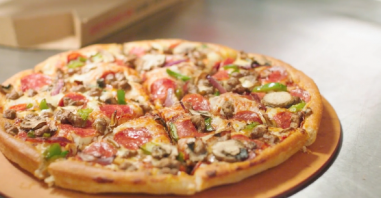 Must-see videos: Pizza Hut's pan dough story