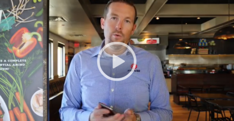 Must-see videos: Pei Wei looks to speed orders with app