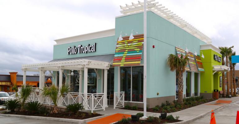 Pollo Tropical restaurant