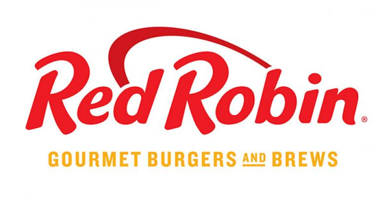Red Robin 1Q same-store sales fall 1.2%