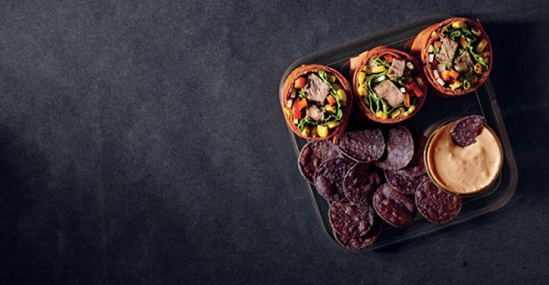 Starbucks Southwest Steak Wrap