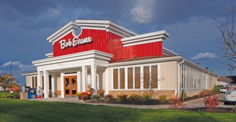 Bob Evans' weak outlook sends stock plunging