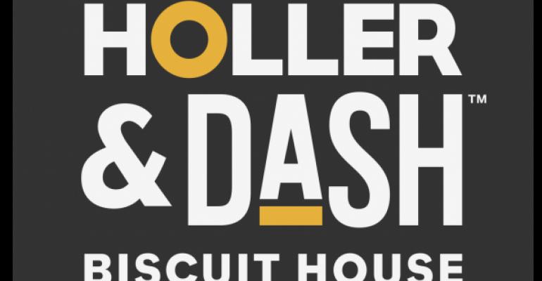 Holler  Dash logo
