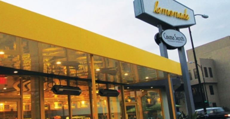 Lemonade restaurant