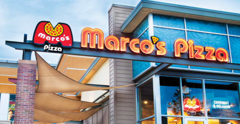 2016 Top 100: Why Marco's Pizza is the No. 2 fastest-growing chain