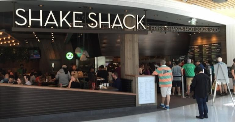 Shake Shack restaurant