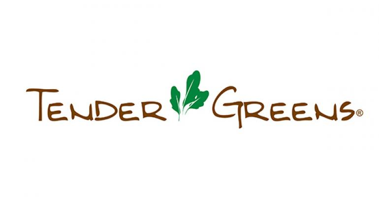 Tender Greens logo