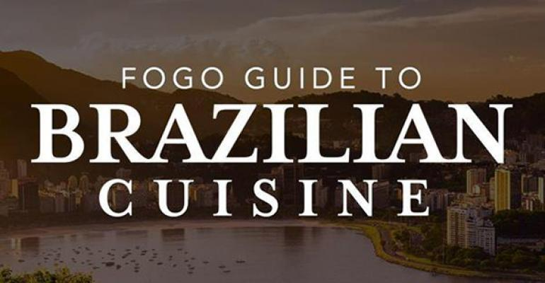 Fogo de Chão develops Brazil guide for Olympics