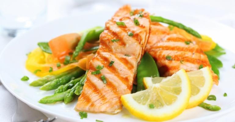 Survey: Consumers want more seafood in restaurants