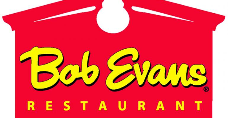 Bob Evans' new menu spurs hope for a turnaround