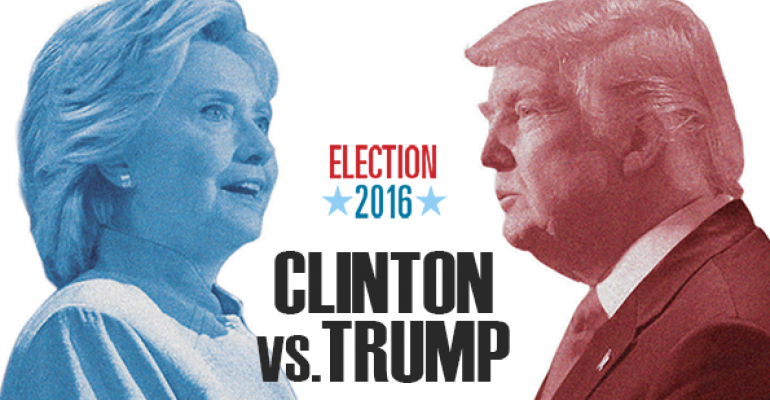 Election 2016: Clinton vs. Trump