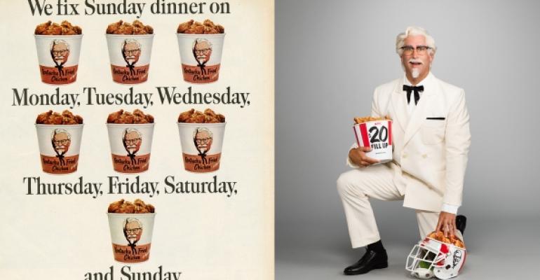 KFC ads