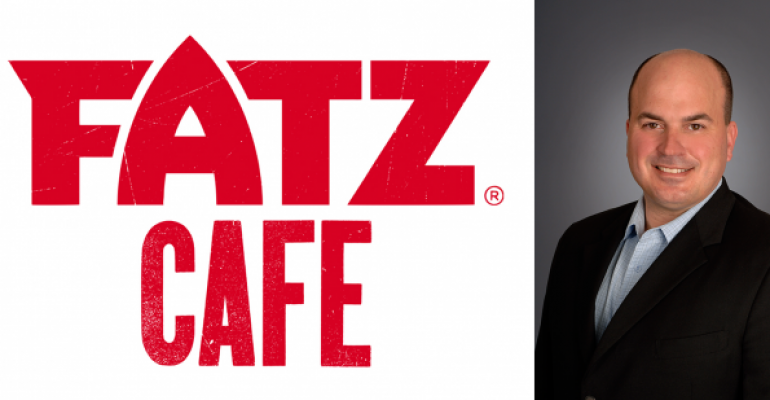 Fatz Cafe parent names Jim Mazany CEO