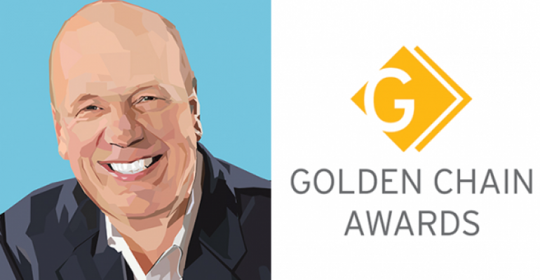 2016 Golden Chain winner: Gene Lee
