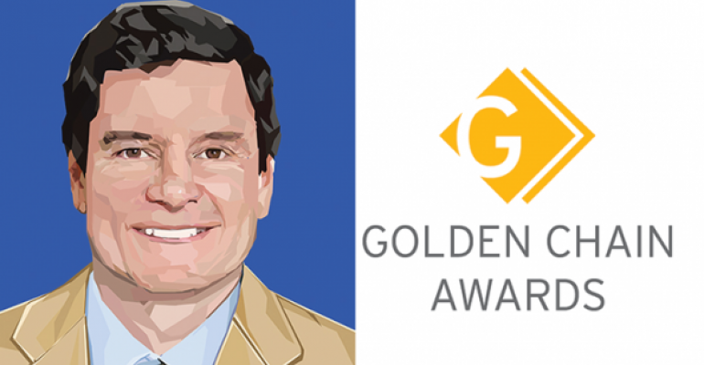 2016 Golden Chain winner: Guillermo Perales
