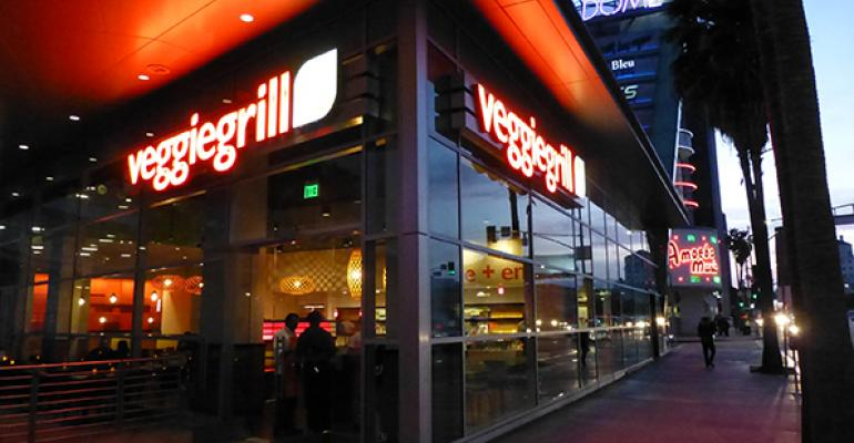Veggie Grill wins $22M in new funding round