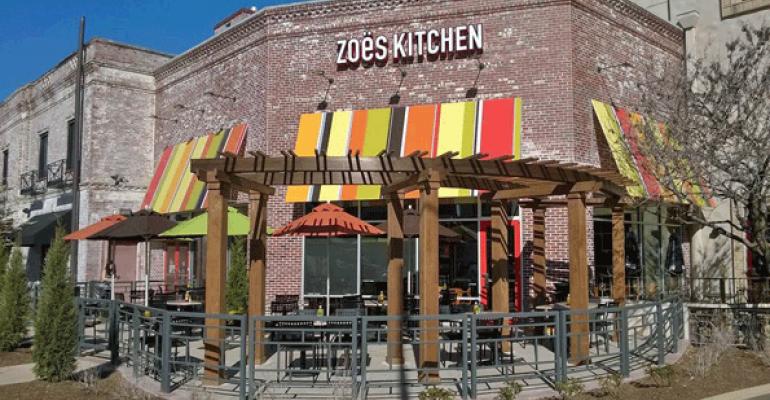 Bon Zoes Kitchen Exterior