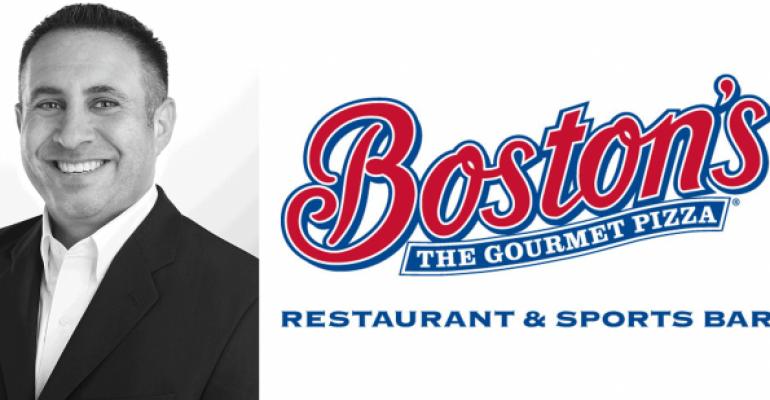 bostons restaurant eric taylor president