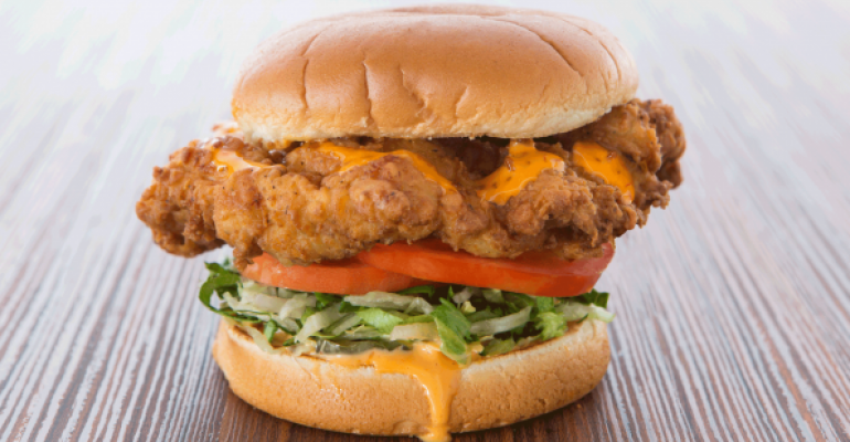 golden chicken sandwich habit burger grill