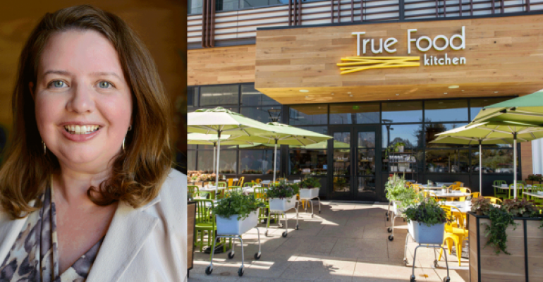 true food kitchen christine barone ceo