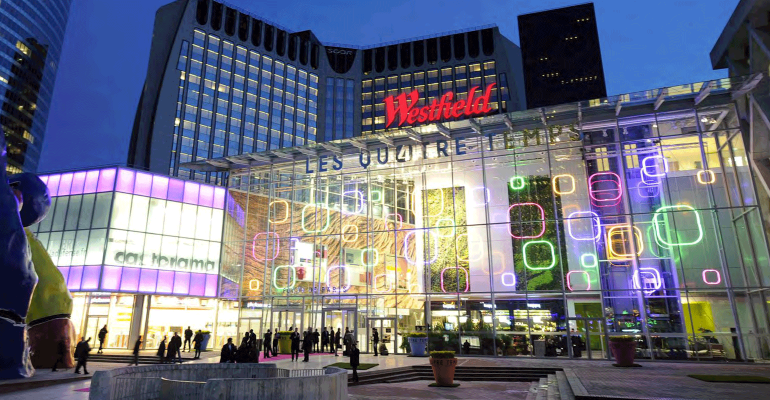 Unibail-Rodamco agrees to buy mall operator Westfield for US$15.7 billion