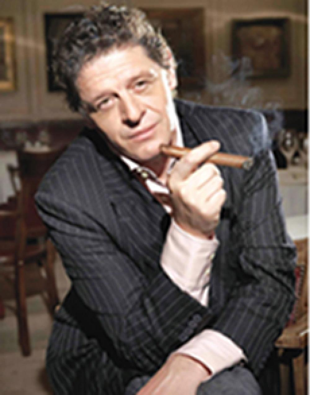 HAVING WORDS WITH Marco Pierre White ENTREPRENEUR