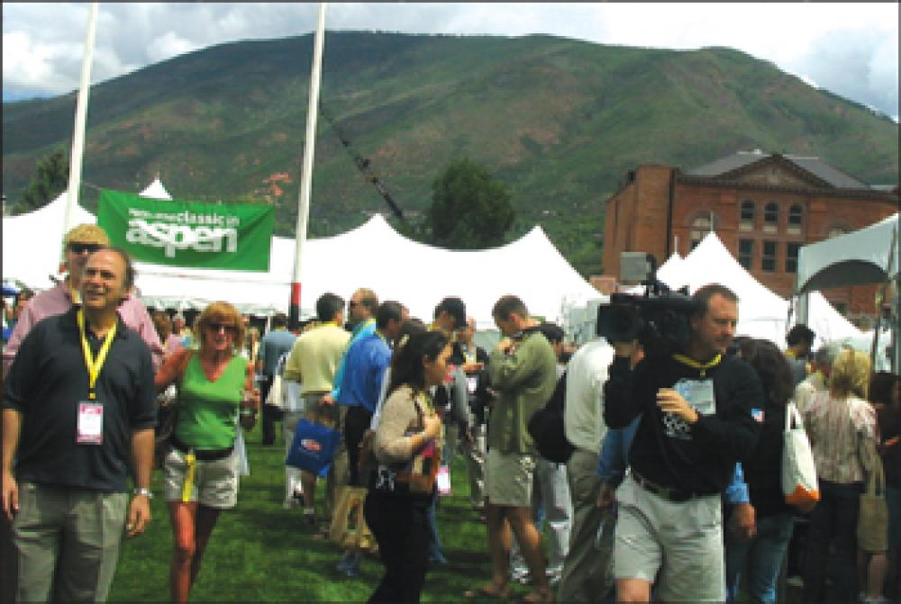 Restaurateurs assess 'fine fast' food trend at Aspen food and wine event