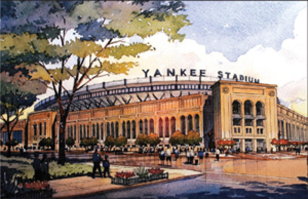 N.Y. Yankees' concessionaire said to face shutout at new ballpark