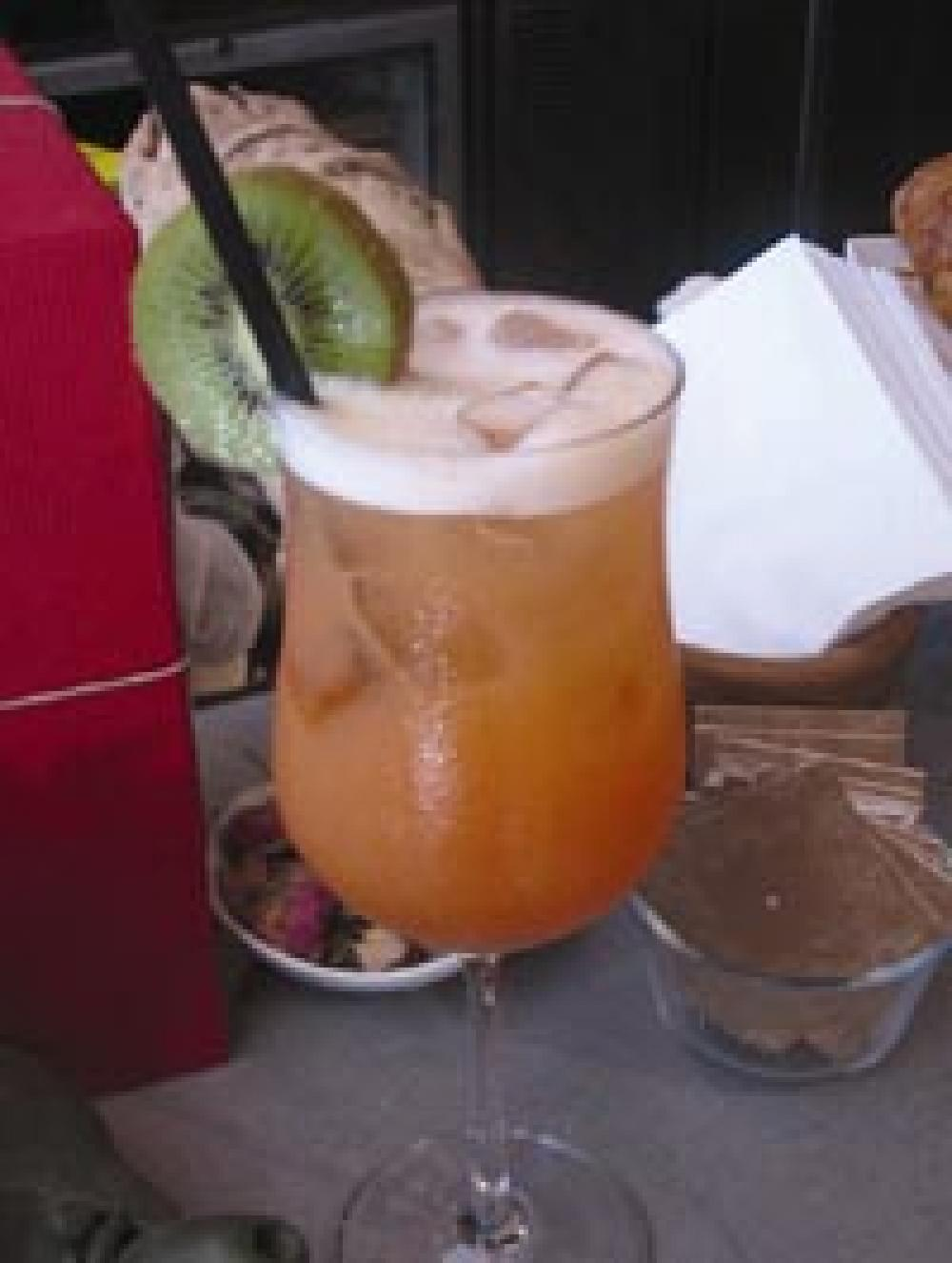 NRN Featured Cocktail: The Transcontinental Sunshine