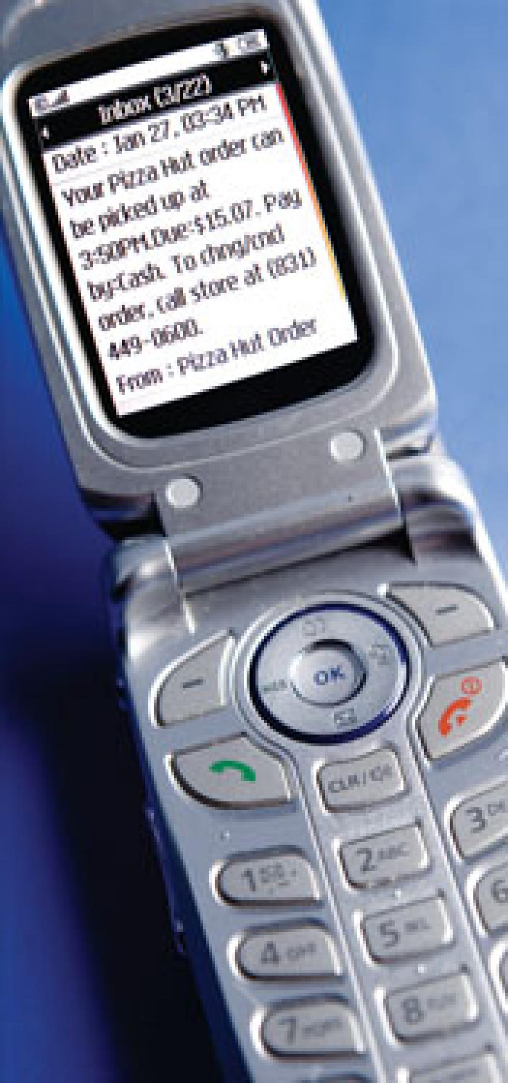 Technology lets chains give consumers more order channels