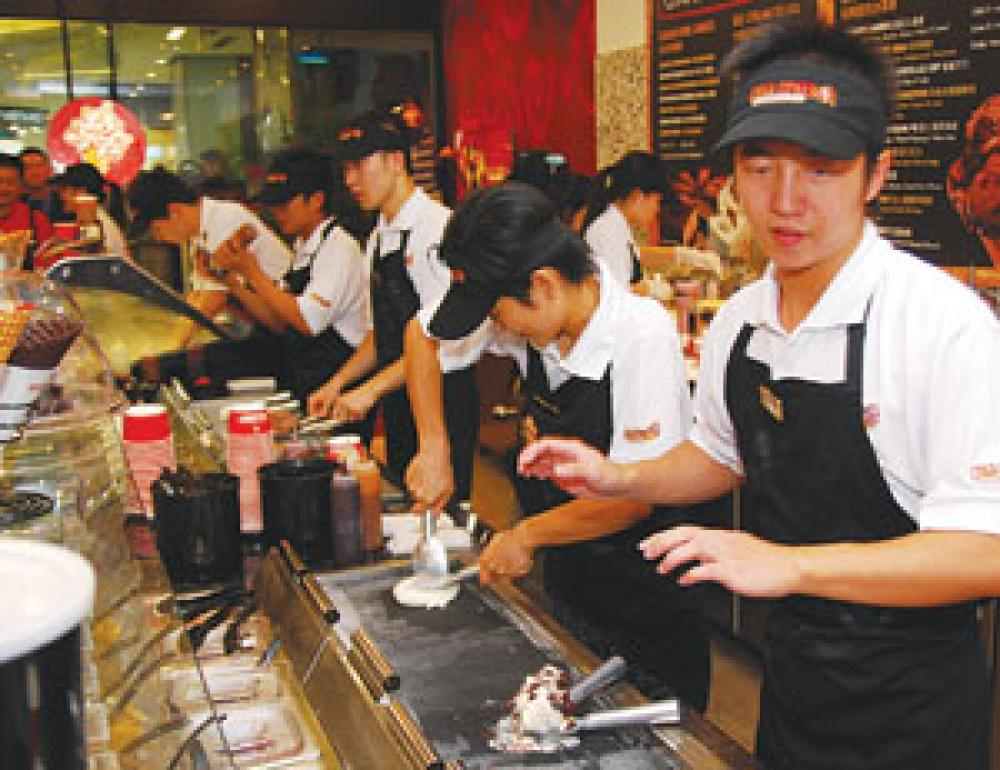 Morning daypart accounts for bulk of traffic in Chinese market